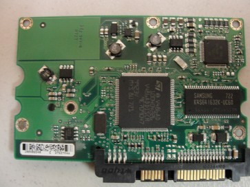 ST3320820SCE, 9BK13G-180, 3.ACE, 100406540 E, Seagate SATA 3.5 PCB