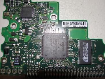 ST340014A, 9W2005-004, 3.04, 100282775 D, Seagate IDE 3.5 PCB