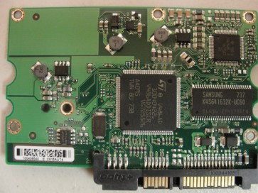 ST3320820SCE, 9BK13G-193, 3.ACH, 100406540 E, Seagate SATA 3.5 PCB