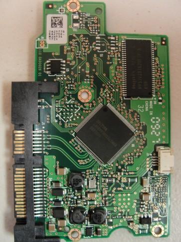 HDP725050GLA360, 0A29778 BA2798_, 0A35415, BA2831, Hitachi SATA 3.5 PCB