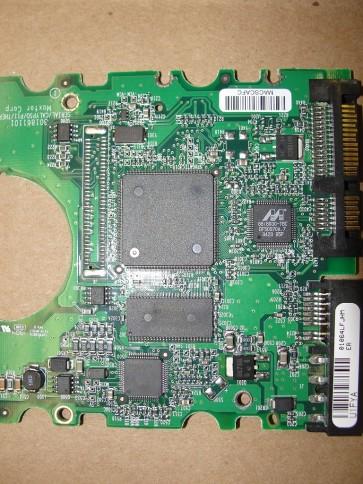 6Y120M0, Maxtor 120GB Code YAR51HW0 [KMGD] SATA 3.5 PCB