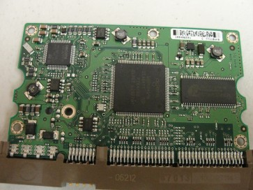 STM3200820A, 9DP03F-326, 3.AAD, 100406541 C, Seagate IDE 3.5 PCB