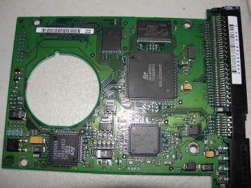 ST36422A, 9L4007-309, 3.05, 24002700-004 C, Seagate IDE 3.5 PCB
