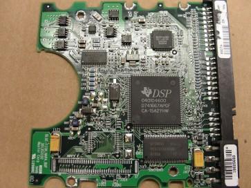 5T020H2, Maxtor 20GB Code TAH71DP0 [CHDB] IDE 3.5 PCB