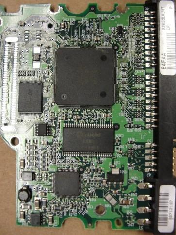 6B250R0, Maxtor 250GB Code RAMB1TU0 [NGDD] IDE 3.5 PCB