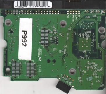 WD800JB-00CRA1, 0000 001102-200 A, WD IDE 3.5 PCB