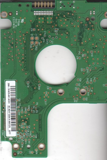 WD3200BMVV-11DCLS0, 2061-701675-001 ACD1, WD USB 2.5 PCB