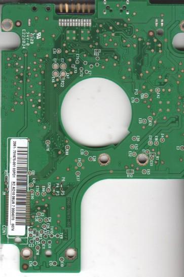 WD5000BMVV-11A1CS0, 2061-701675-001 03PD1, WD USB 2.5 PCB