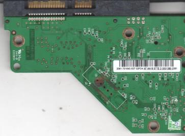 WD1002FAEX-00Z3A0, 2061-701640-X07 02PD4, WD SATA 3.5 PCB
