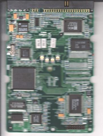WDAC2850-00F, 61-600580-011 C, WD IDE 3.5 PCB