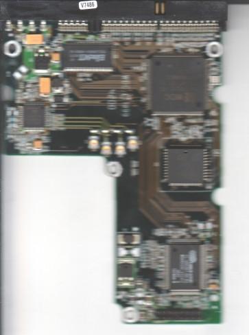 WD307AA-00BAA0, 61-600843-101 J, WD IDE 3.5 PCB