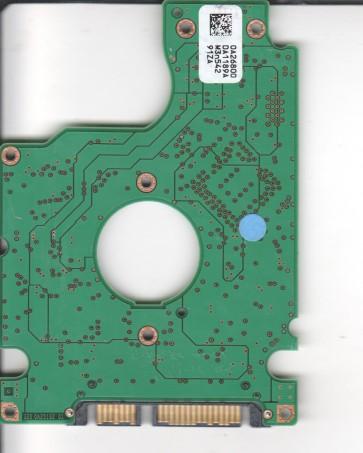 HTS541010G9SA00, 0A26800 DA1189A, 0A26930, DA1265, Hitachi SATA 2.5 PCB
