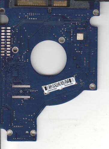 ST9160314AS, 9HH13C-286, 0002SDM1, 100536284 J, Seagate SATA 2.5 PCB