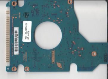 MK6022GAX, HDD2184 B ZE01, G5B000336000-B, Toshiba 60GB IDE 2.5 PCB