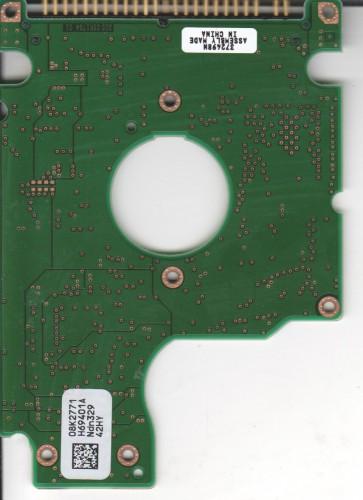 IC25N030ATMR04-0, 08K2771 H69401A, PN 08K0910, Hitachi 30GB IDE 2.5 PCB