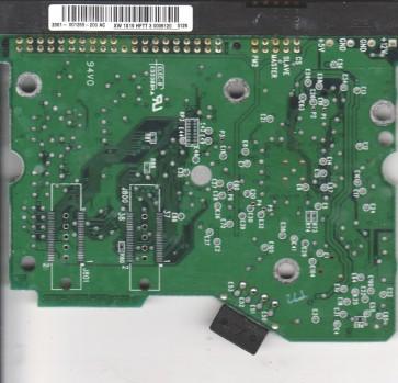 WD2000JB-00GVA0, 2061-001265-200 AC, WD IDE 3.5 PCB