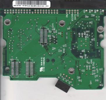 WD800BB-53CCB0, 001092-100 DD7, WD IDE 3.5 PCB