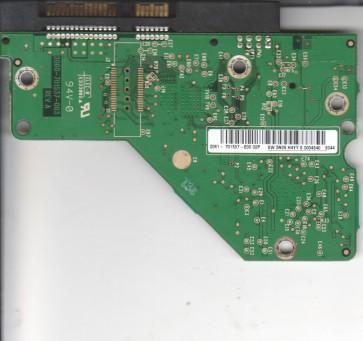 WD6400AAKS-65A7B0, 2061-701537-E00 02P, WD SATA 3.5 PCB