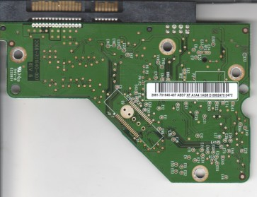 WD10EAVS-00M4B0, 2061-701640-407 ABD7, WD SATA 3.5 PCB