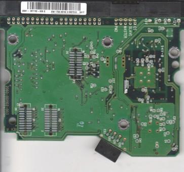 WD800JB-00CRA1, 2061-001102-300 C, WD IDE 3.5 PCB