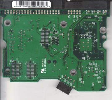 WD400BB-00CLB0, 0000-001092-100 DD7, WD IDE 3.5 PCB