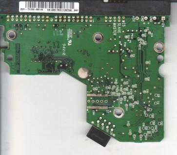 WD2500BB-00RDA0, 2061-701292-B00 AA, WD IDE 3.5 PCB