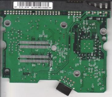 WD400BB-75FRA0, 2061-001159-200 AG, WD IDE 3.5 PCB
