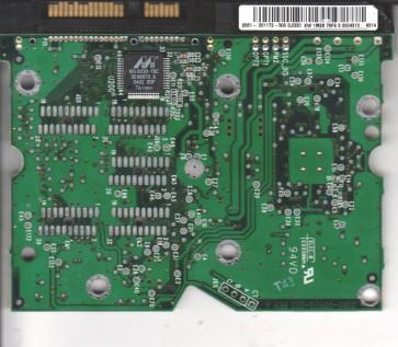 WD360GD-00FNA0, 2061-001172-500 CJD20, WD SATA 3.5 PCB