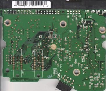 WD1600JB-75GVC0, 2061-701265-200 AM, WD IDE 3.5 PCB