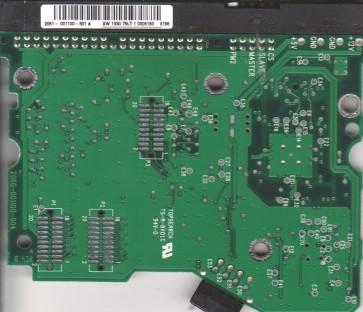 WD80EB-28CGH2, 2061-001100-501 A, WD IDE 3.5 PCB