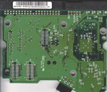 WD800BB-32CCB0, 0000 001092-100 DD7, WD IDE 3.5 PCB
