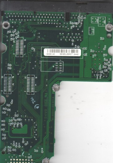 WD102AA-53ANA0, 61-600843-014 C, WD IDE 3.5 PCB