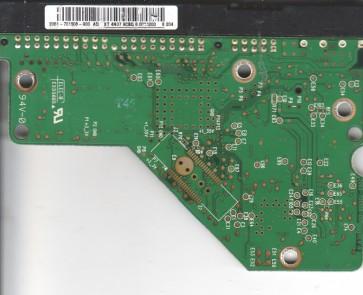 WD5000AAKB-00YSA0, 2061-701508-900 AD, WD IDE 3.5 PCB