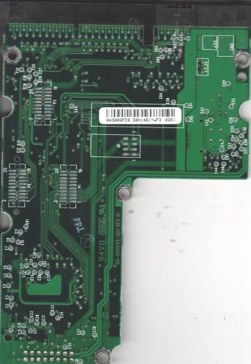 WD102AA-00ANA0, 61-600843-000 FD9, WD IDE 3.5 PCB