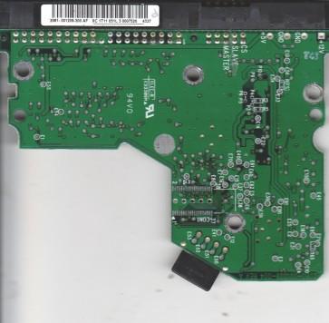 WD800JB-00FMA0, 2061-001209-300 AF, WD IDE 3.5 PCB