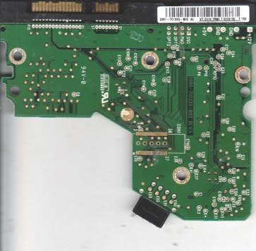 WD2000JS-60NCB1, 2061-701335-B00 AL, WD SATA 3.5 PCB