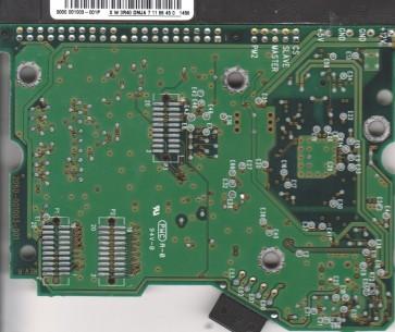 WD200BB-53AUA1, 0000 001003-001P, WD IDE 3.5 PCB