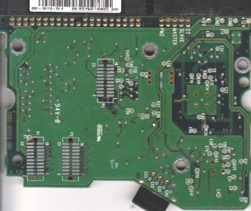 WD300EB-75CPF0, 2061-001113-701 F, WD IDE 3.5 PCB