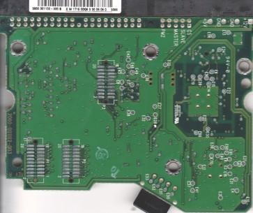 WD1200JB-75CRA0, 0000 001102-300 B, WD IDE 3.5 PCB