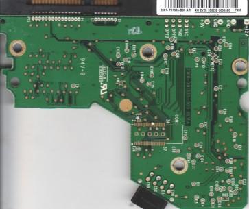 WD1600JS-55MHB1, 2061-701335-B00 AR, WD SATA 3.5 PCB