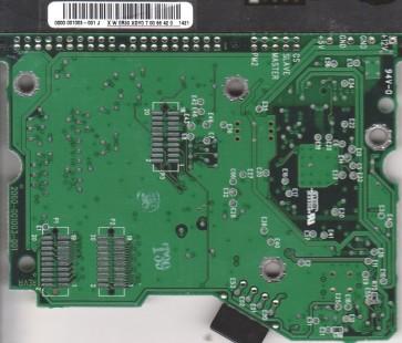 WD200BB-32AUA1, 0000 001003-001 J, WD IDE 3.5 PCB