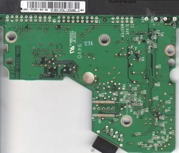 WD800JB-00JJC0, 2061-701292-A00 AS, WD IDE 3.5 PCB