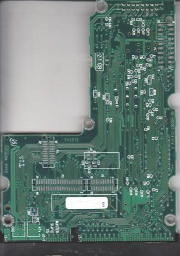 AC34200-23LB, 61-600707-001 C, WD IDE 3.5 PCB