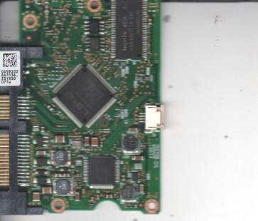 HDT721016SLA380, 0A59222 BA3136_, PN 0A37571, Hitachi 160GB SATA 3.5 PCB