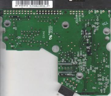 WD800JB-00FMA0, 2061-001209-390 AE, WD IDE 3.5 PCB