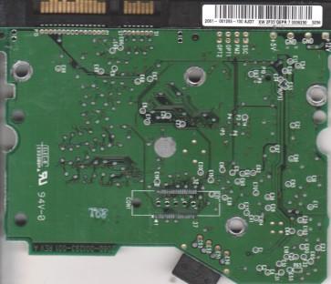 WD400BD-75JMA0, 2061-001293-100 AJD7, WD IDE 3.5 PCB