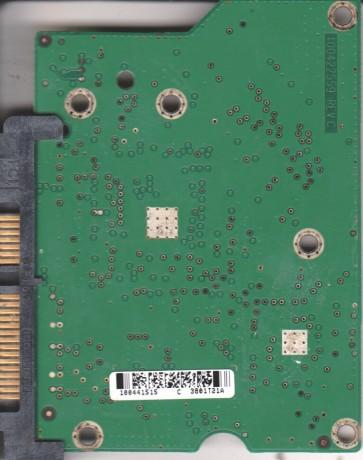 ST3160815AS, 9CY132-308, 3.CHH, 100441515 C, Seagate SATA 3.5 PCB