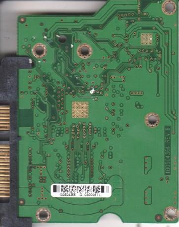 ST3160813AS, 9FZ181-301, CC2F, 100504355 G, Seagate SATA 3.5 PCB