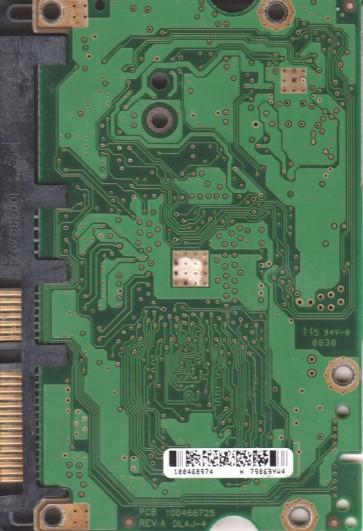 ST3500620AS, 9BX144-621, HP24, 100468974 H, Seagate SATA 3.5 PCB