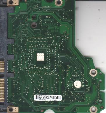 ST31000340AS, 9BX158-302, SD04, 100468979 F, Seagate SATA 3.5 PCB